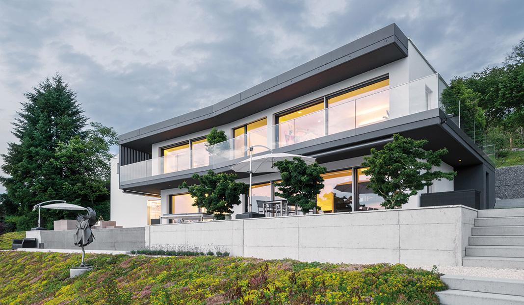 das einfamilienhaus ausgezeichnet die h user des. Black Bedroom Furniture Sets. Home Design Ideas